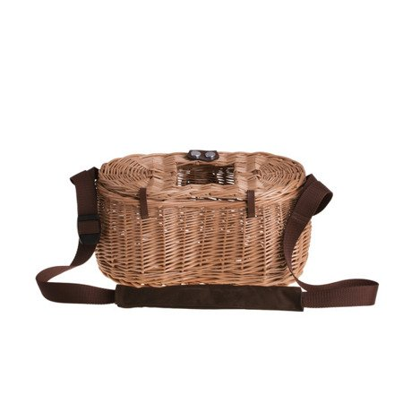 Fishing wicker baskets for fish or fishing accesories