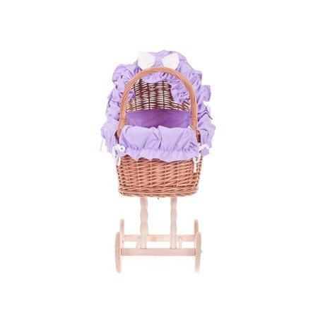 Puppenwagen / ein Bett für Puppen / Puppenbett
