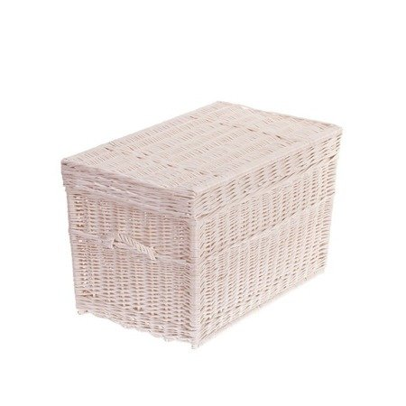 Kufer biały 70 cm